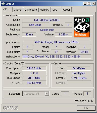 Athlon 64 (San Diego)