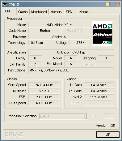 Athlon XP (Barton)