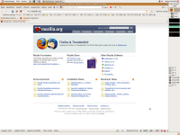 Ohne Ubuntu Firefox Modifications